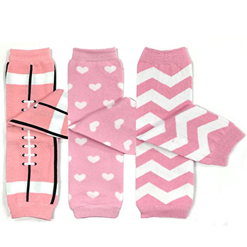 football baby leg warmers - 5