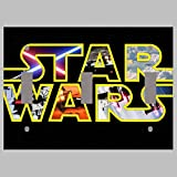 STAR WARS- TRIPLE Light Switch Plate / Cover