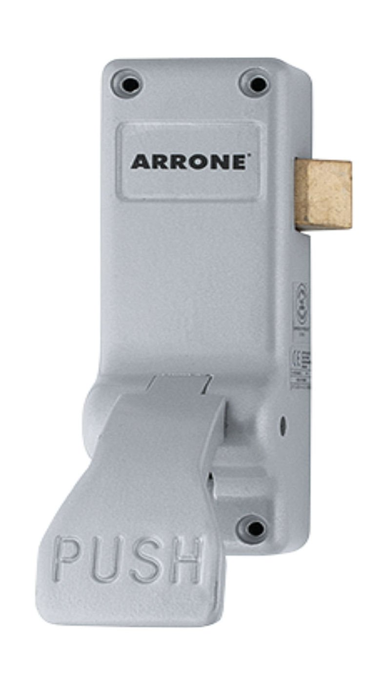 Hoppe AR883 Arrone Panic Emergency Hardware Fire Door Exit Reversible Push Pad Arrone by Hoppe