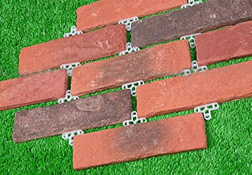 3//8 inch Tile Spacers 10mm T-Shaped Plastic Hollow Structure 100 pcs Used for DIY Paving Tile Wall Tiles