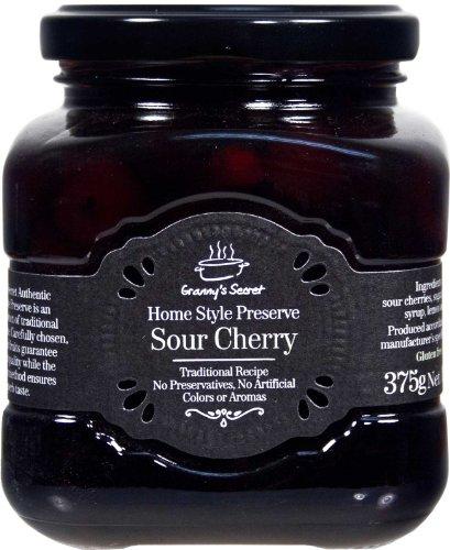 Granny's Secret Sour Preserves, Cherry, 375 (Secret Cherry)