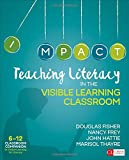 img - for Teaching Literacy in the Visible Learning Classroom, Grades 6-12 (Corwin Literacy) book / textbook / text book