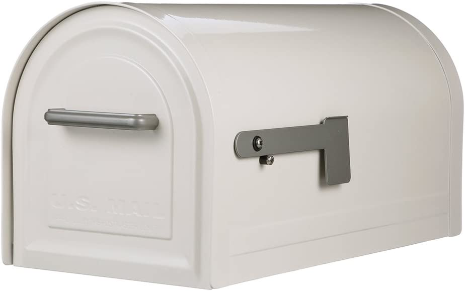 Gibraltar Mailboxes Mb981w01 Reliant Locking Mailbox Large White
