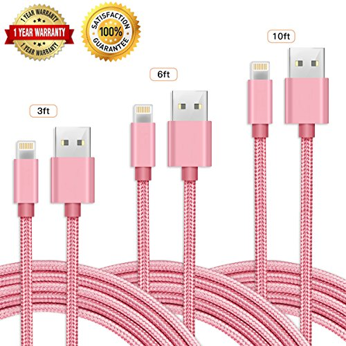 Picture of an iPhone Lightning Cable 3 Packs 657835096120