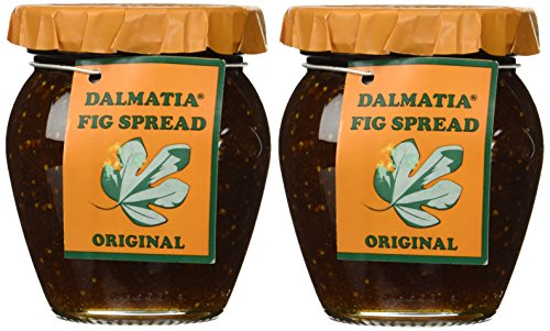 Gourmet Cheese Spread - Dalmatia Original Fig Spread 8.5oz - Two Pack