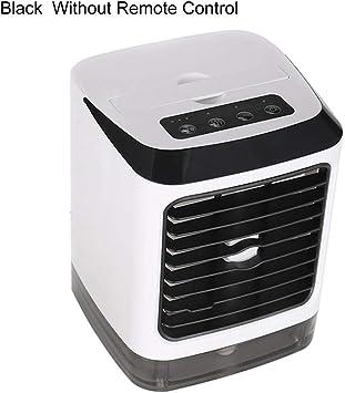 Mini Ventilador de Escritorio y Mesa de Aire Acondicionado ...