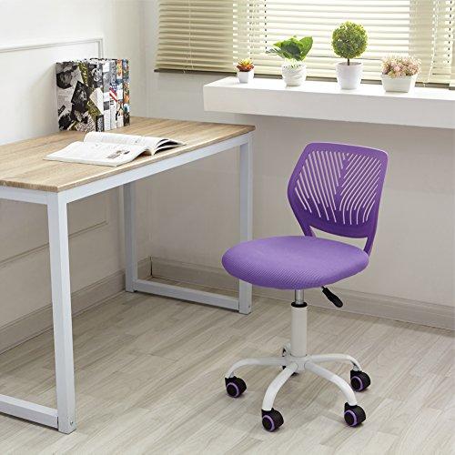 Green Forest Furniture Mid Back Adjustable Home Office