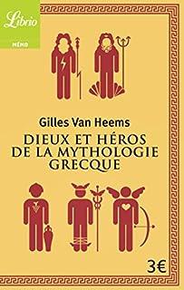 Dieux et héros de la mythologie grecque