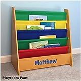 Personalized Dibsies Kids Bookshelf (Primary)