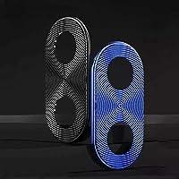 Protetor metálico para camera Redmi Note 7 -Azul e/ou Preto