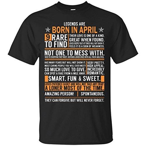 Kaa - ap - Legends Kings are Born in April - Hoodie