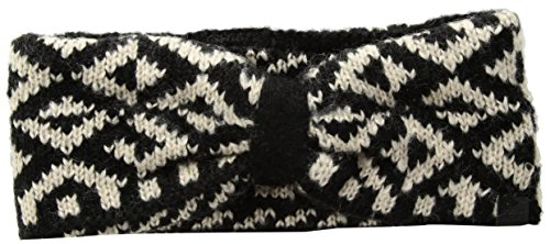 Bickley&Mitchell Women's Bow Shaped Jacquard Knit Headband