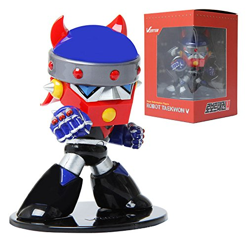 robot punch - 1