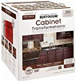 Cabinet Transformations RUST-OLEUM 258242 Dark Tint Base Cabinet Transformations Kit, Large by RUST-OLEUM