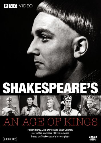Shakespeare\'s An Age of Kings (Black & White, Subtitled, Widescreen, 5PC)