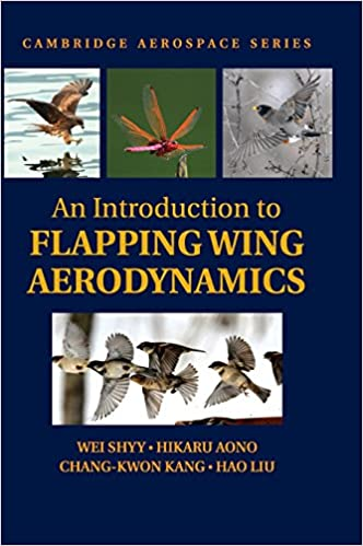 An Introduction to Flapping Wing Aerodynamics (Cambridge Aerospace Series)