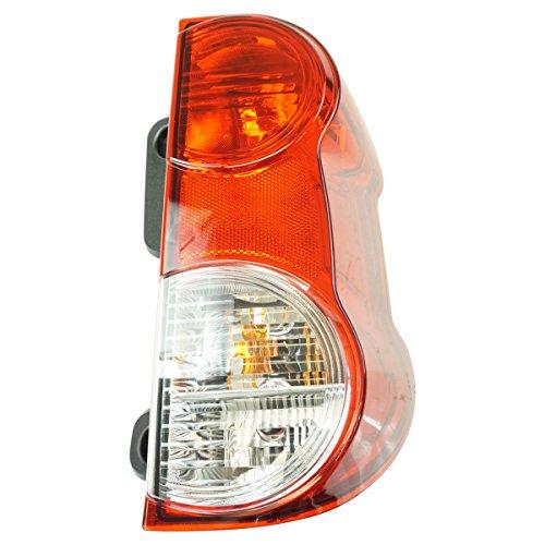 Tail Light Lamp Assembly RH RR Passenger Side for Nissan NV200 Van Brand (Rh Van Side Passenger)