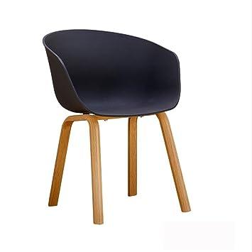 JXJJD Nordic Chaise Dossier Creatif Ordinateur Moderne Minimaliste Maison Etude Tabouret Restaurant Salle A Manger