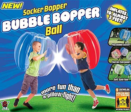 Socker Boppers Bubble Ball Bumper Toy - 3'. Junior Size