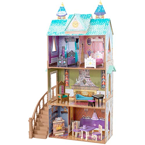Disney Frozen Arendelle Palace Doll House ()