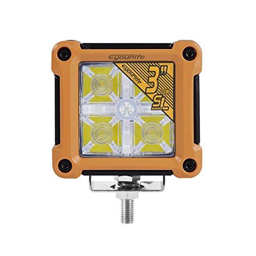 Eyourlife Backlight Penetration Spotlight Headlight