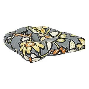 Jordan Manufacturing 18 x 18 Wicker Cushion