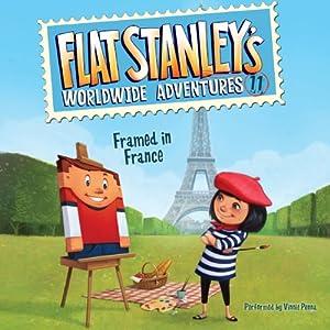 Framed in France Audiobook