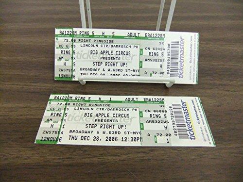 big apple circus tickets - 1