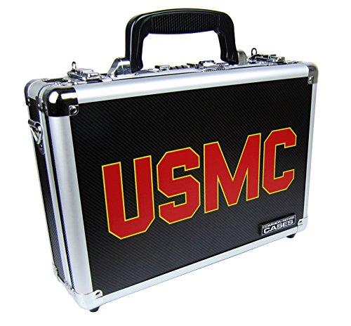 Common Sense Cases Premium USMC Design Single/Double Pistol