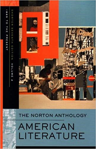 Norton Anthology Of American Literature Shorter 7th Edition Pdf