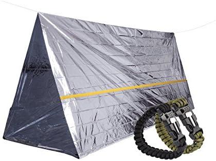 Lifesystems Ultra-Léger Urgence Survie Abri Tempête Réutilisable Bothy Bag 2 Homme