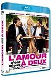 L'Amour c'est mieux à deux [Blu-ray]