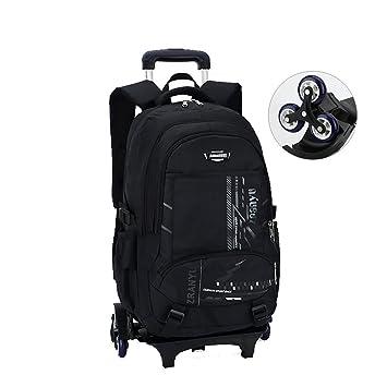 32560b3066 Z X kids rolling school backpack