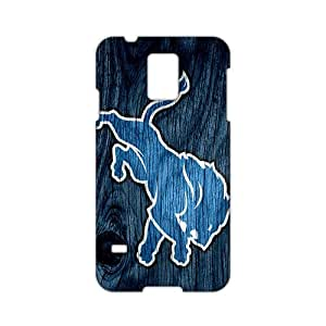 WWAN 2015 New Arrival detroit lions 3D Phone Case for Samsung S5 hjbrhga1544