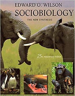 sociobiologia pdf