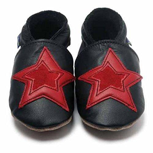 Preto Pow Meses Sapatos 17 Polegadas 18 Vermelho De 6 Azuis Gr Rastreamento Red Estrela 0 qXZXwnfdgx