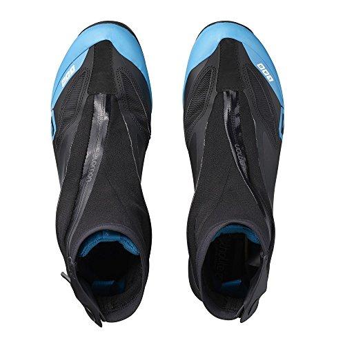 Salomon S Lab x Alp Carbon 2GTX–Black/Transcend Blue