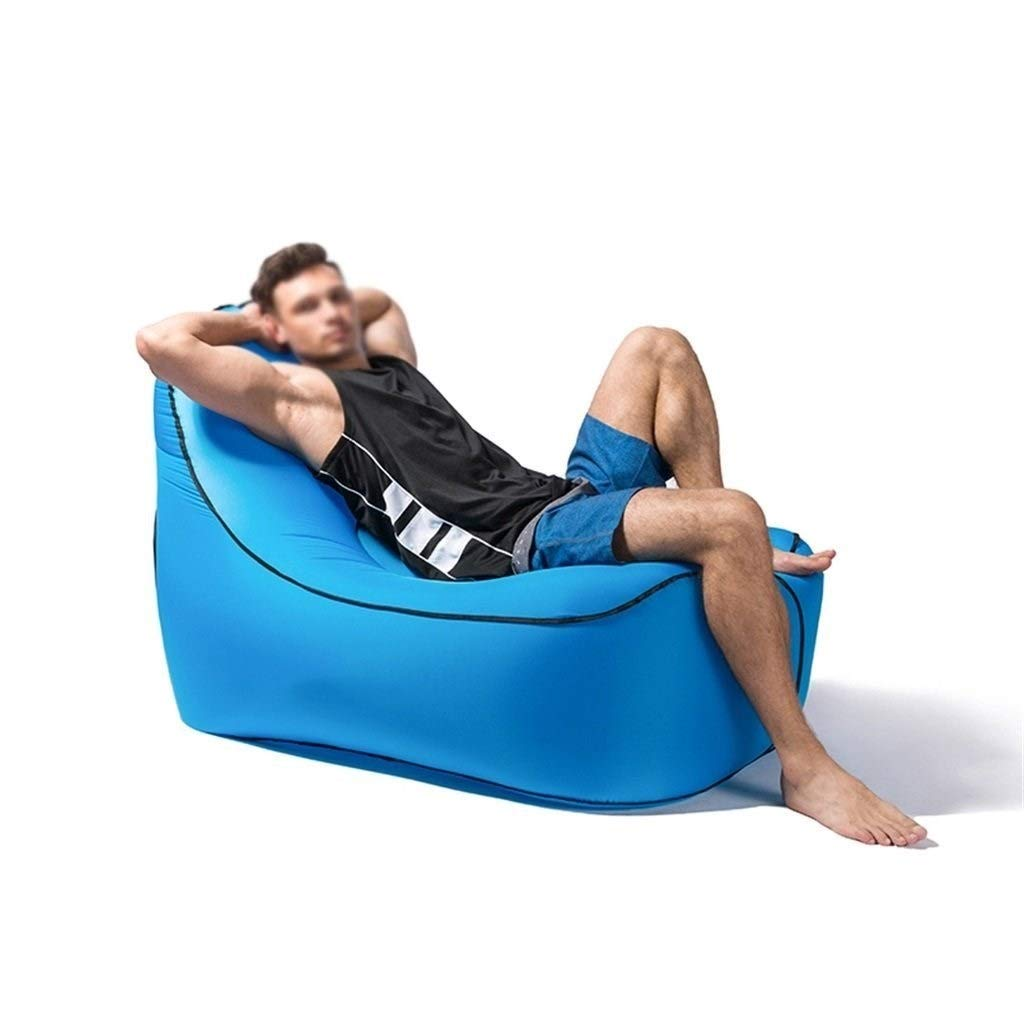 Strange Rmxmy Outdoor Portable Lunch Break Artifact Air Pocket Sofa Pabps2019 Chair Design Images Pabps2019Com