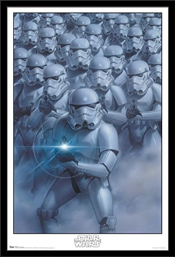 Trends International Star Wars Storm Troopers Stormtroopers, 22.375
