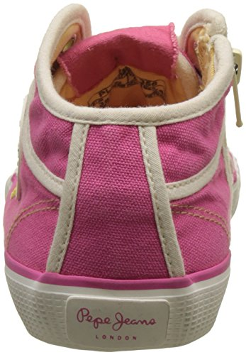 17 Pink Pepe Basses Rose Jeans disco Sneakers Basic Femme Industry q446xAS7ng