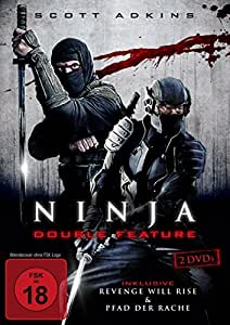 Ninja Double Feature [Alemania] [DVD]: Amazon.es: Scott ...