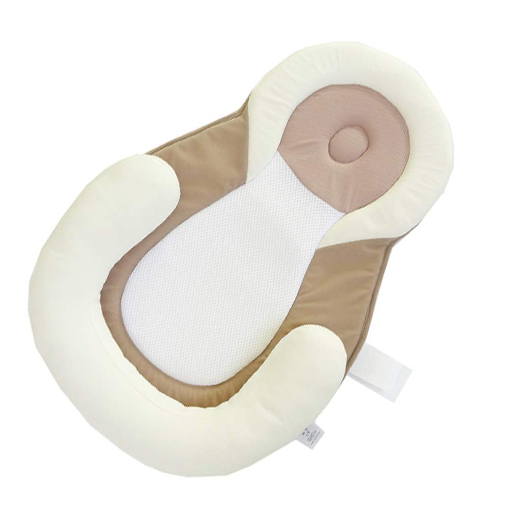 Baby Sleep Positioners Pillow Easy to Carry Prevent Flat-Head Syndrome 100/% Cotton for Babies Age From 0 to 12 Months