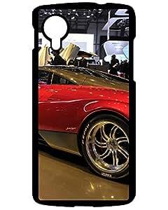 Bettie J. Nightcore's Shop High-end Case Cover Protector For Pagani LG Google Nexus 5 phone Case 9065126ZH891429928NEXUS5