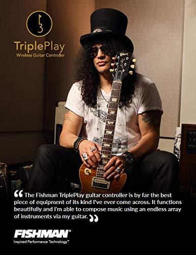 Fishman TriplePlay Wireless MIDI Guitar Controller by Fishman (Image #4)