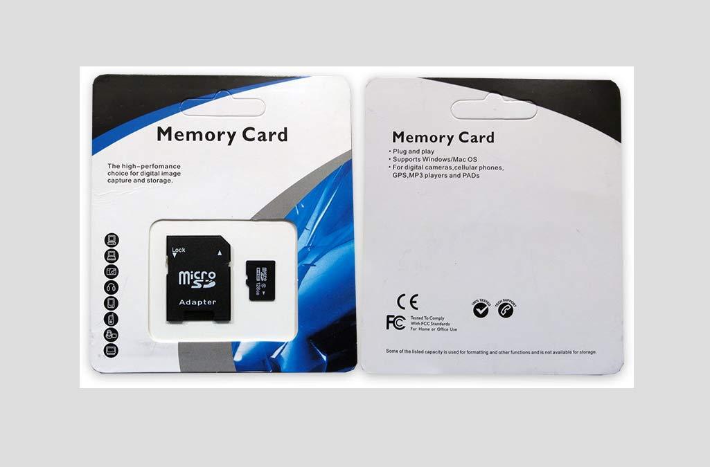 WebViu SD MicroSD Card 512GB