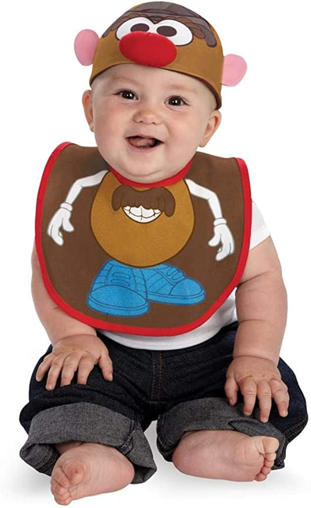 Disney Baby Boys Toy Story Footies Mr Potato Head