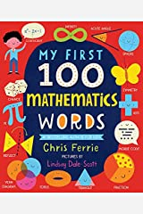 My First 100 Mathematics Words (My First STEAM Words) Kindle Edition