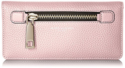 Marc Jacobs Gotham Open Face Wallet, Pink Fleur, One Size by Marc Jacobs