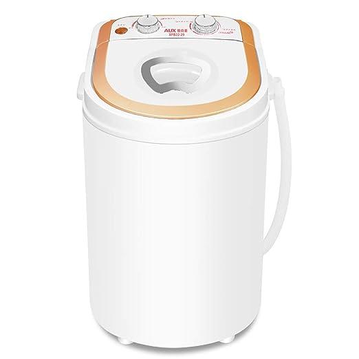 OCYE La Mejor opción para Mini Lavadora compacta de Barril Simple ...