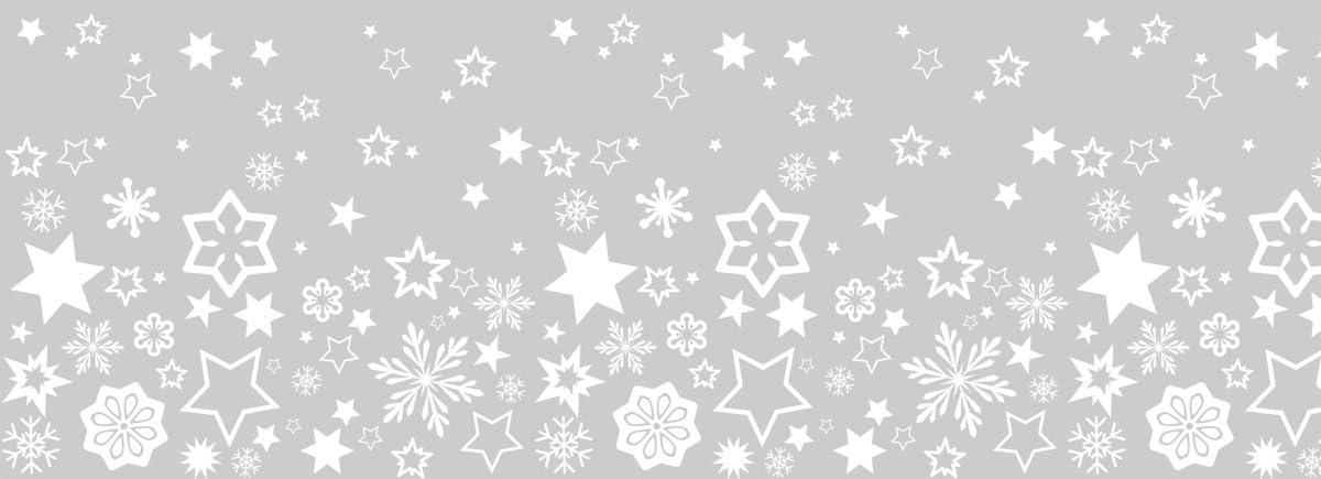 Adhesif Deco pour Fen/êtres Cristaux 200cm x 7.5cm